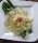 Asparagus, egg yolk ravioli, truffle oil & parmesan