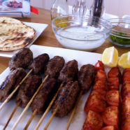 Authentic Greek Kebabs