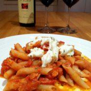 Ricotta, Thyme & Spicy Tomato w/ Gluten Free Pasta