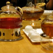 Friday Tea Club w May King Tsang