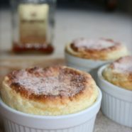 Disaronno Amaretto and Lime Soufflé