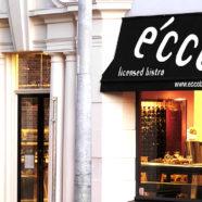e'cco Bistro – November 2012 menu