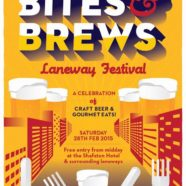 The Shafston Hotel announces Bites & Brews Laneway Festival
