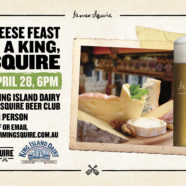 The Charming Squire's Beer & Cheese Feast