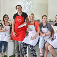 Angelos Pasta Class in Brisbane